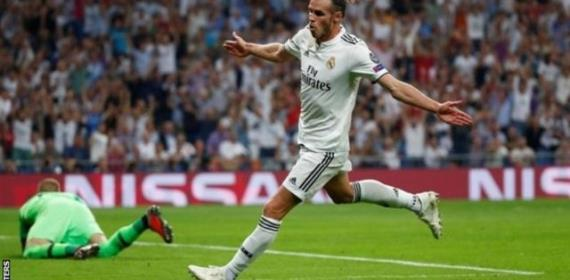 Bale And Isco Score As Real Madrid Beat Roma