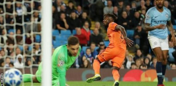 Man City Suffer Shock Opening Champions League Loss Against Lyon