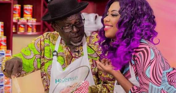 New Cooking Show: Selly Galley Is 'African Pot' Host
