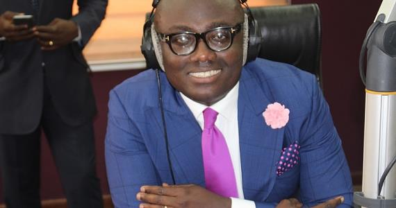 Media Mogul Bola Ray Launches 'It Is Possible' Today