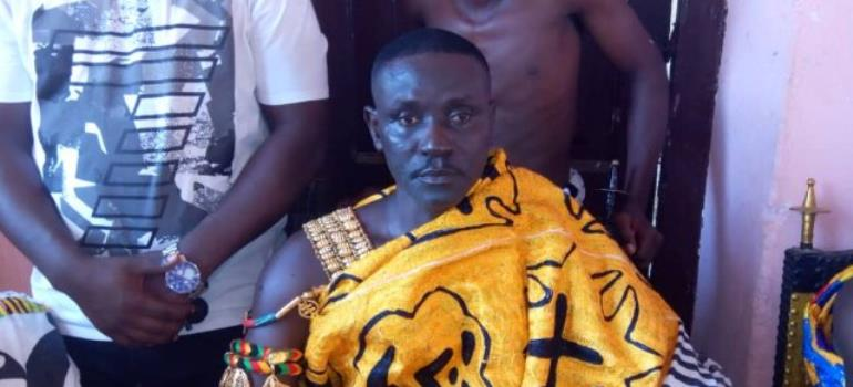 We'll Protect Ourselves With Guns If Gov't Can't Protect Us - Sankora Chief Threatens
