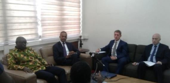 UK Targets Ghana's Extractive Sector
