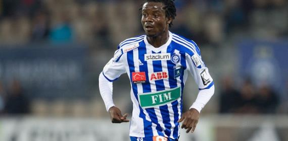 Fit-Again Anthony Annan Cameos For HJK Helsinki In Win Over RoPS