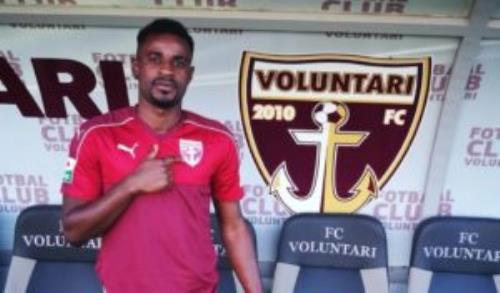Ghanaian Forward Richard Gadze Secures Work Permit And Begins Career In Romania With Voluntari