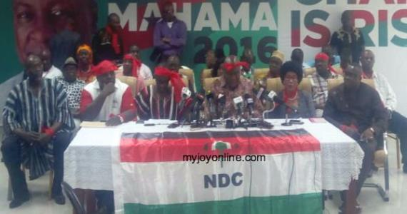 NDC Leadership Role Secured Maritime Boundary Victory
