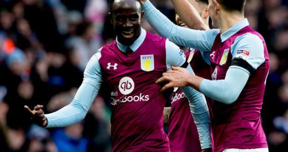 Albert Adomah Scores As Aston Villa Down Nottingham Forest In Championship