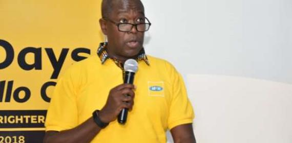 MTN Catching Up With Digital Revolution