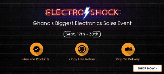 Jumia Electroshock Campaign - Top Deals You Should Look Out For
