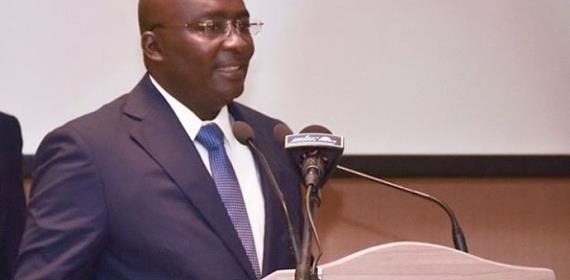 Nonperforming NDC Should Be Rejected Again In 2020--Veep Bawumia