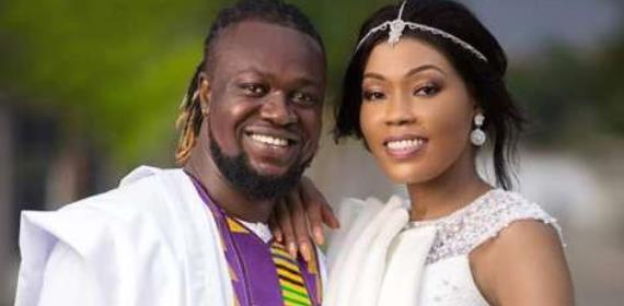 Check Out Photos From Ghanaian Actor, Eddie Nartey's Traditional Wedding