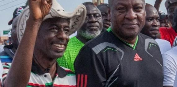 Did General Mosquito Hide Campaign Strategy Document From Mahama?