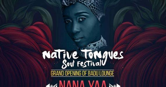 NanaYaa Leads Native Tongue Soul Festival