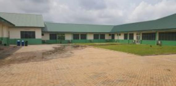Ofankor Medical Centre Partially Opened