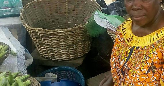 Traders At Mallam Market Appeal For Government's Support