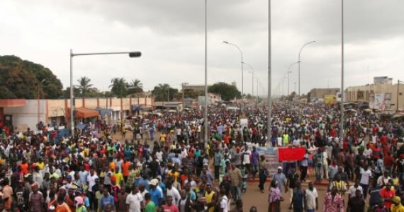 Thousands join fresh protests in Togo amid 'crackdown'