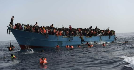 At least 30 migrants drown in new Med disaster