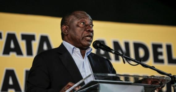 Ramaphosa sweet-talks South African trade unions