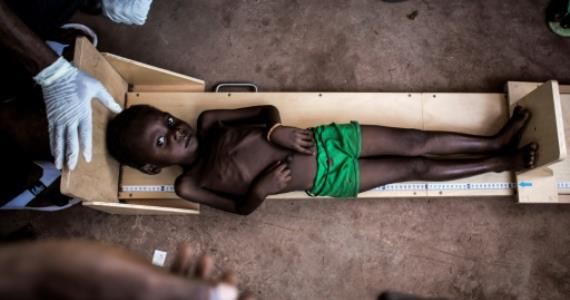 War of words over DR Congo's humanitarian crisis as children