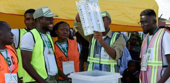 Nigerian governorship vote ends in a stalement: official