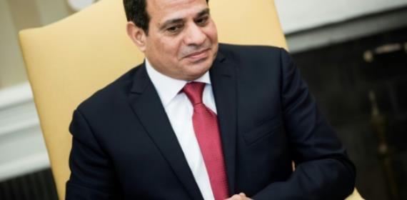 Egypt's Sisi vows to back S.Sudan peace bid