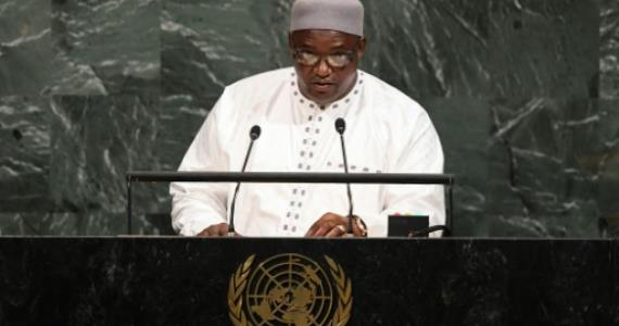 Gambia pledges to abolish death penalty