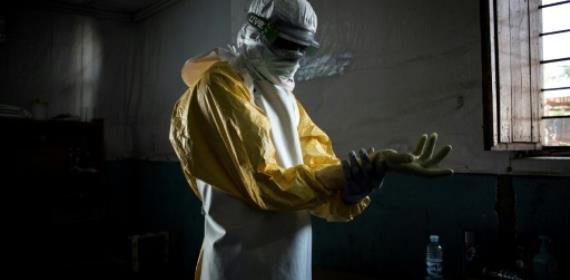 Third of DR Congo Ebola cases are children: UN