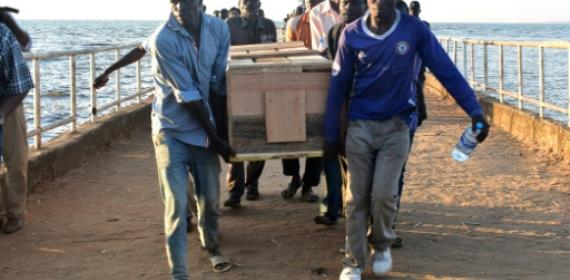 Tanzania buries ferry disaster dead as toll hits 224