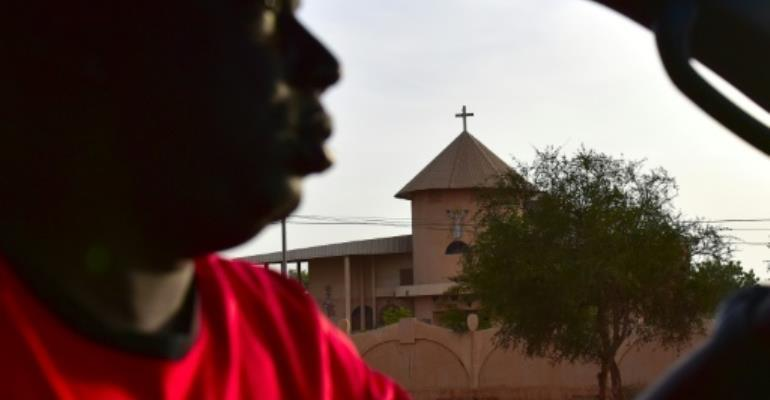 Jihadists kill pastor, four others in Burkina church attack