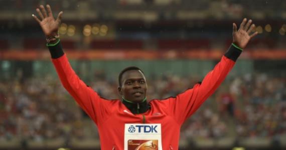 Kenyan hurdler Bett ruled out of Worlds
