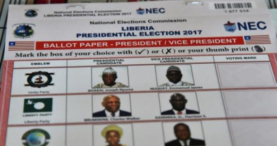 Liberia election board rejects vote fraud claims, court showd