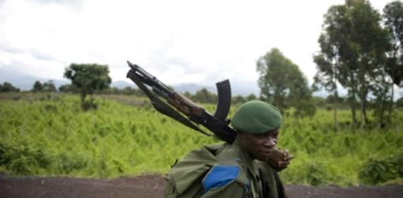 A dozen civilians dead in DR Congo rebel attack: witnesses