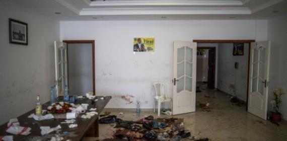 Gabon hails 'brave' ICC decision not to probe violence claims