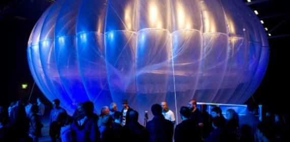 Kenya to get first deployment of internet balloons from Googl