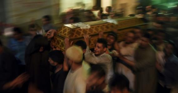 IS claims deadly attack on Egypt Christians