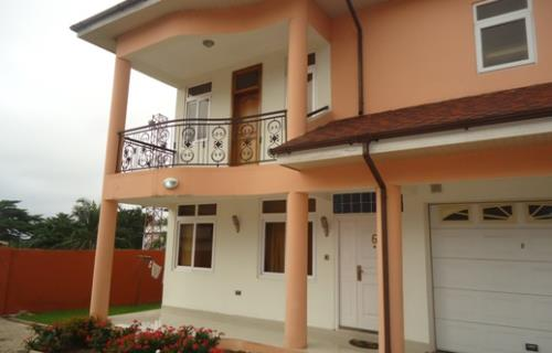 Executive 4 bedroom FURNISHED house for rent in No