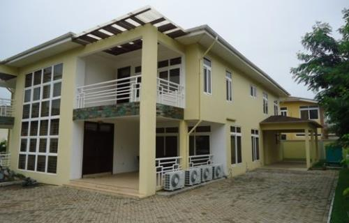 Executive 5 bedroom furnished house for rent in No