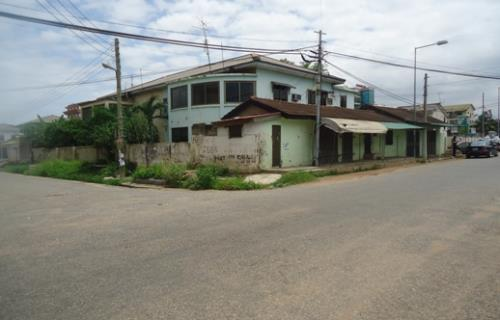 Commercial property for sale at a prime location i
