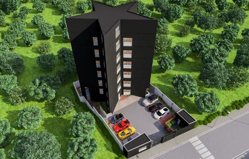 The Black Star Apartments