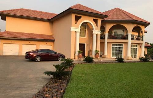 LUXURY 5 BEDROOMS HOUSE FOR SALE AT TRASACCO, EAST LEGON