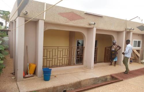 3 MASTER BEDROOM HOUSE AT ACHIMOTA