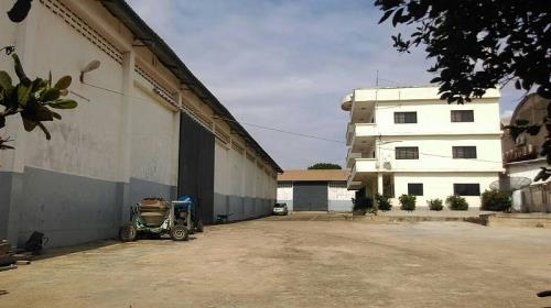 Warehouse+Office+Apartment For Sale at Spintex