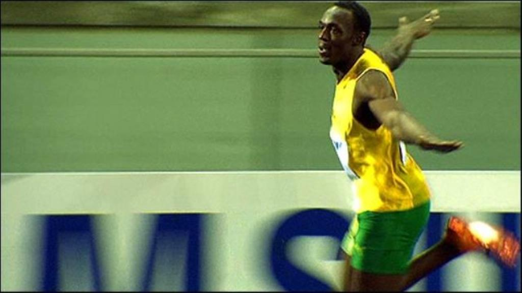 Bolt sets searing pace in Zurich