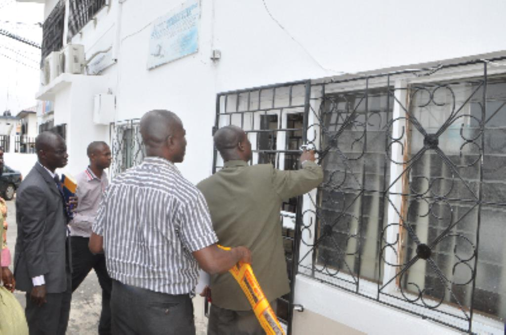 GRA shuts down offices of two companies