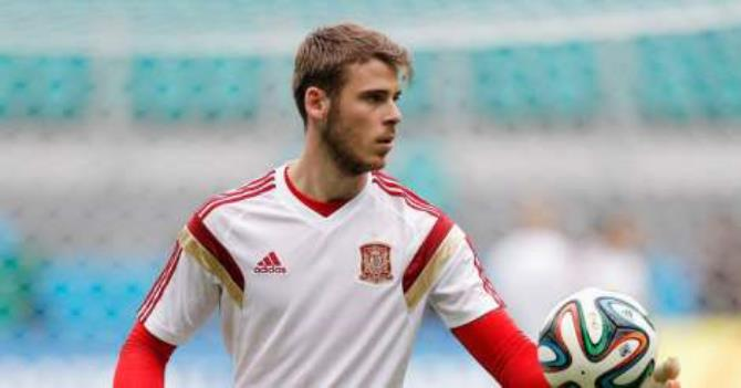 David De Gea Spain Goalkeeper To Stay With Euro 2016 Team -6937