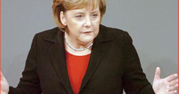Merkel On North Korea: 'We Clearly Disagree With The US President'