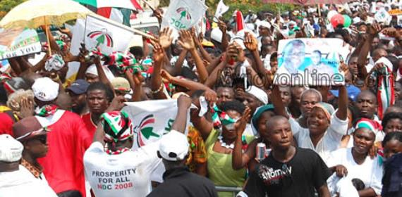 NDC Set To Hold Constituency Elections