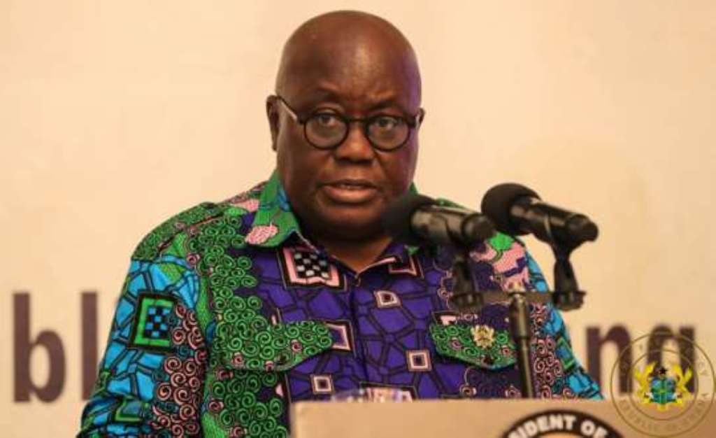 President Nana Akufo-Addo and Ghanaians to Beware of Chinese Covid-19  Freebies
