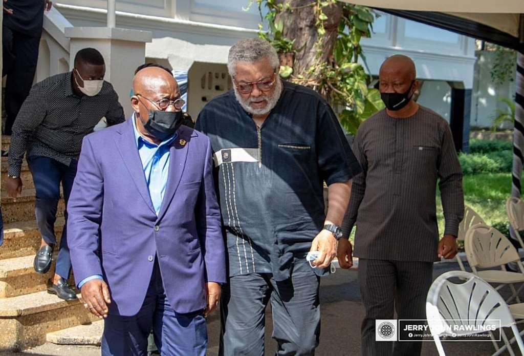 Rawlings' Death: Gov't Declares 7days Of National Mourning