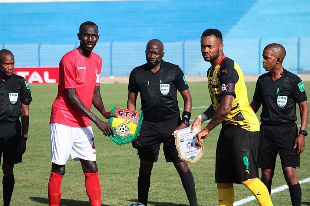 Sudan v Ghana: Jordan Ayew Captain's Black Stars In Absence Of Andre Ayew