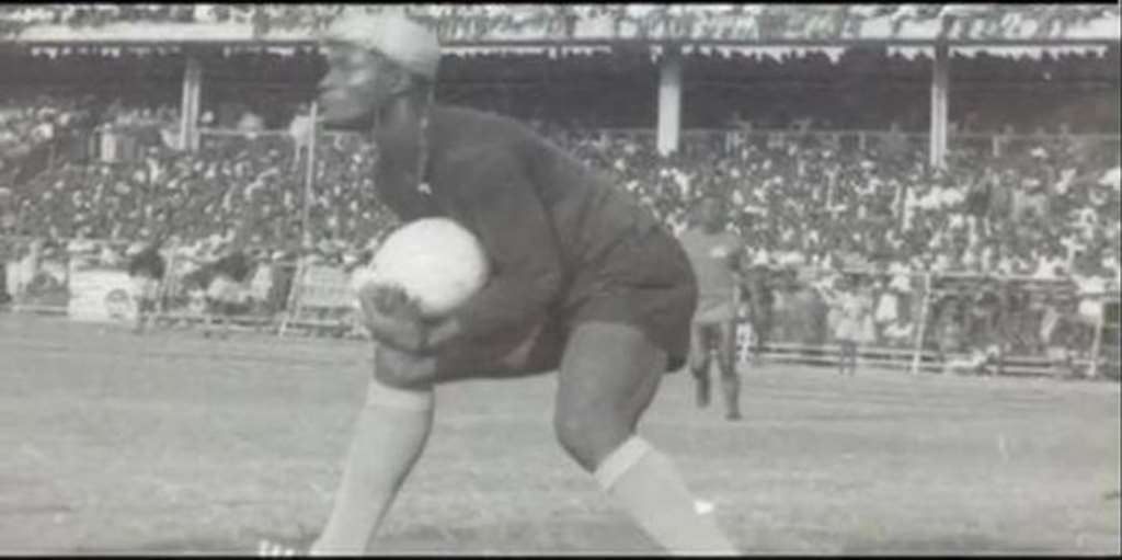 TODAY IN HISTORY: Ghana loss Goalkeeper Robert Mensah